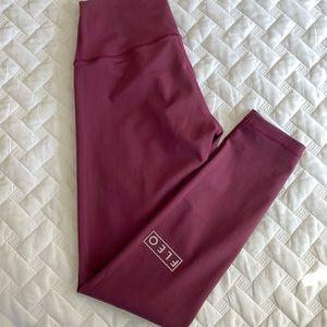 """Fleo 25"""" Silky Silk leggings"""
